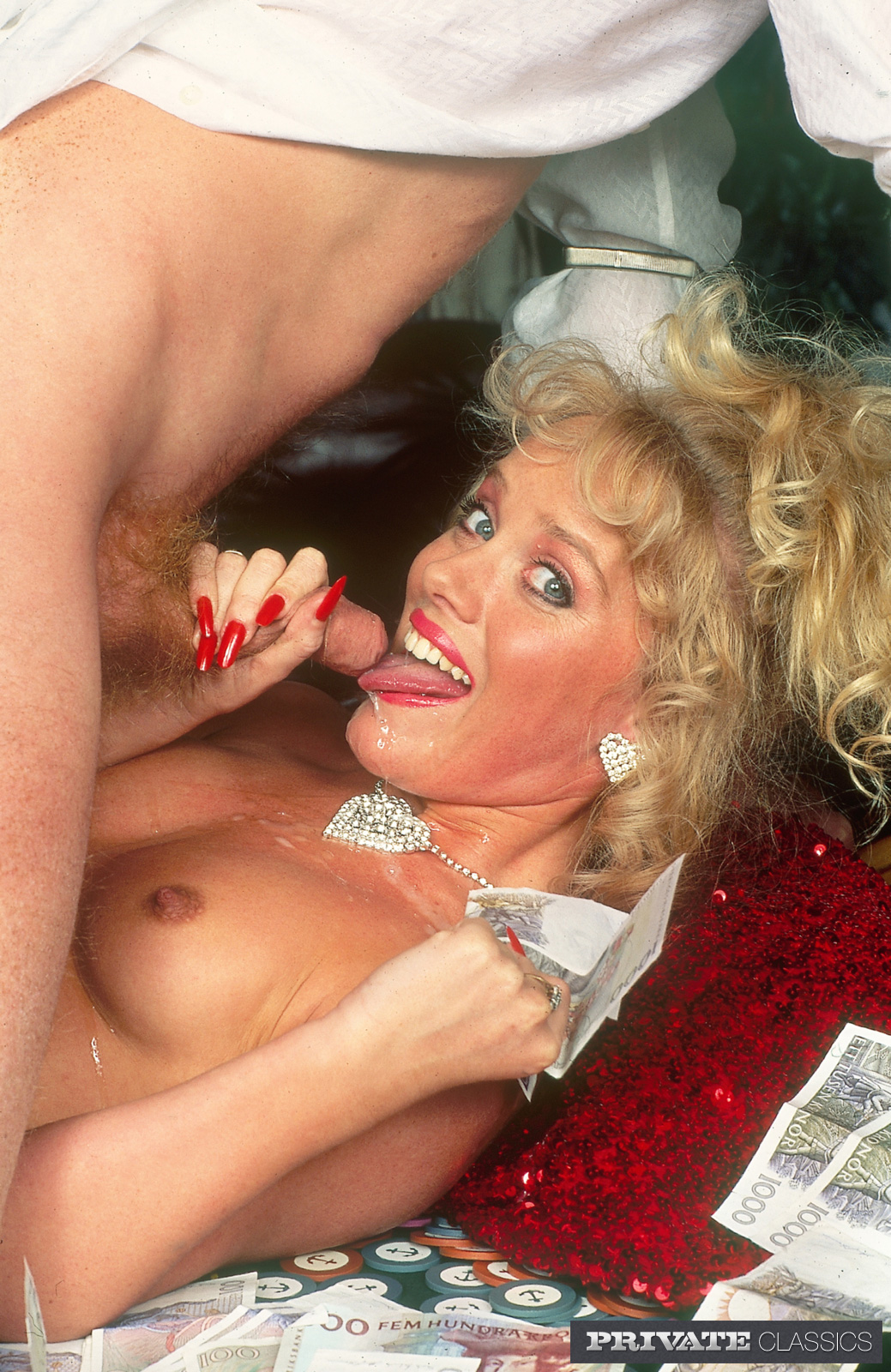 Louise Germaine Nude