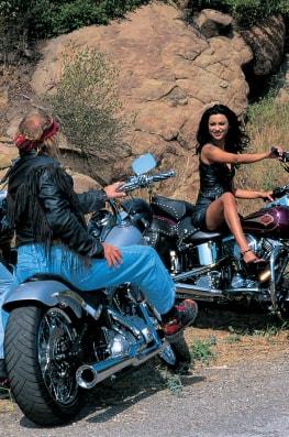 Nikita Denise, Easy Rider-0
