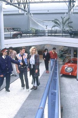 Eve & Stasha, Hollywood Cars-0