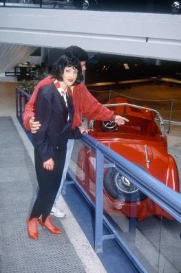 Eve & Stasha, Hollywood Cars-2