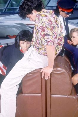 Eve & Stasha, Hollywood Cars-4