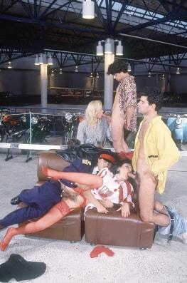 Eve & Stasha, Hollywood Cars-7