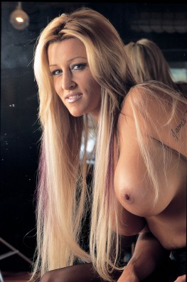 Jill Kelly, Dancing with the Bomb-1