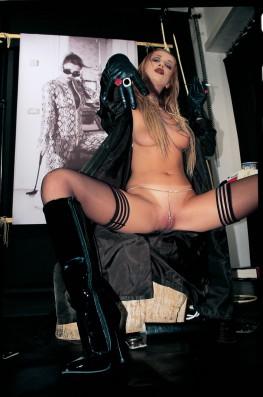 Claudia Claire, Madame Darkness-0