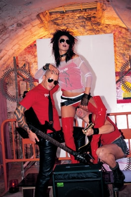 Silvia Lancome, Rock & Cocks-0