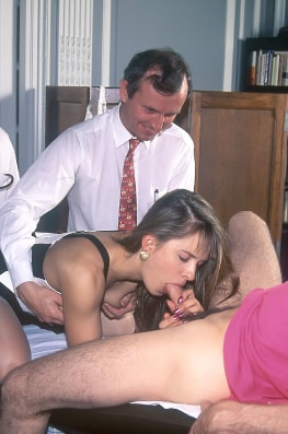 Private News: Andrea Gets a Gangbang-3