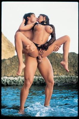 Olivia del Rio, Song of the Mermaid-9