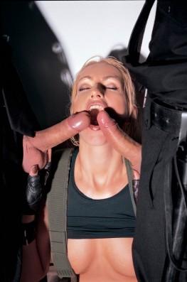 Sophie Evans, Blond Rider-4
