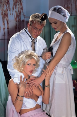 Katia Love, Martina Mercedes & the Doctor-0