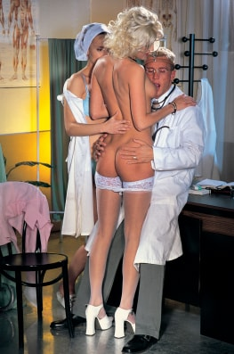 Katia Love, Martina Mercedes & the Doctor-3