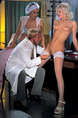 Katia Love, Martina Mercedes & the Doctor-4