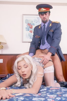 Aliza, An Officer and a Gentleman-4