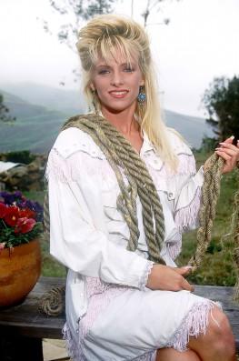 Debbie, On a Texas Ranch...-0