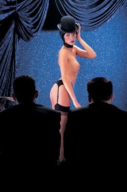 Nicole, Welcome to Cabaret-0