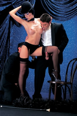 Nicole, Welcome to Cabaret-1