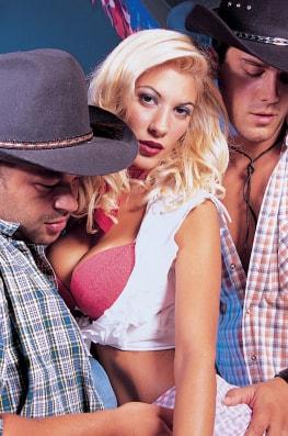 Celia Blanco, Ride on Cowgirl!-1