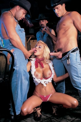 Celia Blanco, Ride on Cowgirl!-3