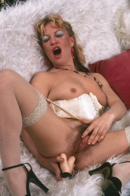 One horny chick-1