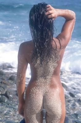 Zana Sun, Asian Bitch in the Beach-11